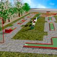 Minigolf Circuit - Juegos Deportivos - Maderplay