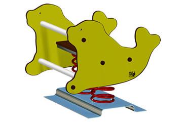 Seal - Maderplay : Fabricante de juegos infantiles y mobiliario urbano