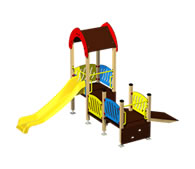 Child 1-6 years - Combiplay line - Outdoor Toy Sets - Mader Play