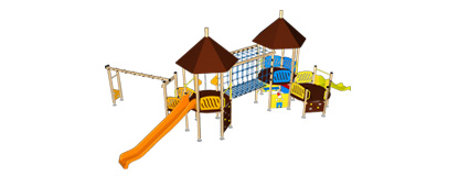 Playground Equipment - Products - Mader Play