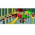 ألعاب التكامل - ألعاب الأطفال - Maderplay