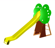 Slides - Combiplay line - Outdoor Toy Sets - Mader Play