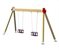 Swings - Combiplay line - Outdoor Toy Sets - Mader Play