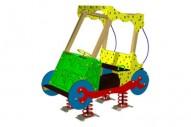 Troncomóvil - Juegos de Integración - Juegos Infantiles - Productos - Mader Play