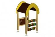 Casita Escuela - Juegos de Integración - Juegos Infantiles - Productos - Mader Play