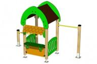 Casita Bazar - Juegos de Integración - Juegos Infantiles - Productos - Mader Play