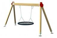 Columpio Nido - Juegos de Integración - Juegos Infantiles - Productos - Mader Play
