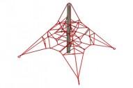 Prámide simple de 2 metros - Juego de Cuerdas - Juegos Infantiles - Productos - Mader Play