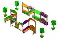 Calle Mayor - Juegos de Integración - Juegos Infantiles - Productos - Mader Play