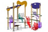 PDE 12 Group - Punto de Encuentro - Juegos Infantiles - Productos - Mader Play