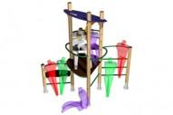 PDE 6 Group A - Punto de Encuentro - Juegos Infantiles - Productos - Mader Play