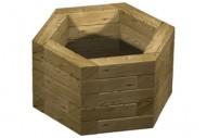Jardinera 5010 - Jardineras - Mobiliario Rústico - Pavimentos - Productos - Mader Play