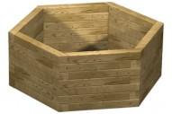 Jardinera 5011 - Jardineras - Mobiliario Rústico - Pavimentos - Productos - Mader Play