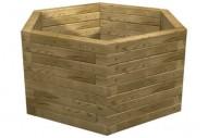 Jardinera 5012 - Jardineras - Mobiliario Rústico - Pavimentos - Productos - Mader Play