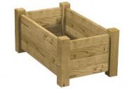 Jardinera 5020 - Jardineras - Mobiliario Rústico - Pavimentos - Productos - Mader Play