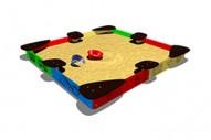 Arenero 2x2 HPL - Otros Juegos - Juegos Infantiles - Productos - Mader Play
