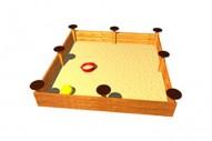 Arenero 3x3 - Otros Juegos - Juegos Infantiles - Productos - Mader Play