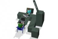 WiFi BOX-L - Soluciones Urbanas - Mobiliario - Maderplay