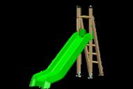 Tobogán 1300 - Línea Basic - Juegos Infantiles - Productos - Maderplay