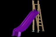 Tobogán 1500 - Línea Basic - Juegos Infantiles - Productos - Maderplay