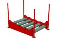 Salto de longitud - Circuito Agility - Juegos Deportivos - Producto - Maderplay