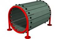 Tunel - Circuito Agility - Juegos Deportivos - Producto - Maderplay