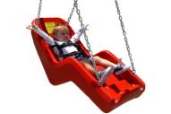 Asiento de columpio especial - Juegos de Integración - Juegos infantiles - Producto - Maderplay
