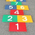 Thermoplastic Paint Decorative - Floor surfaces - Maderplay