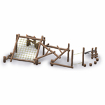 Robinia Line - Outdoor Toy Sets - Mader Play
