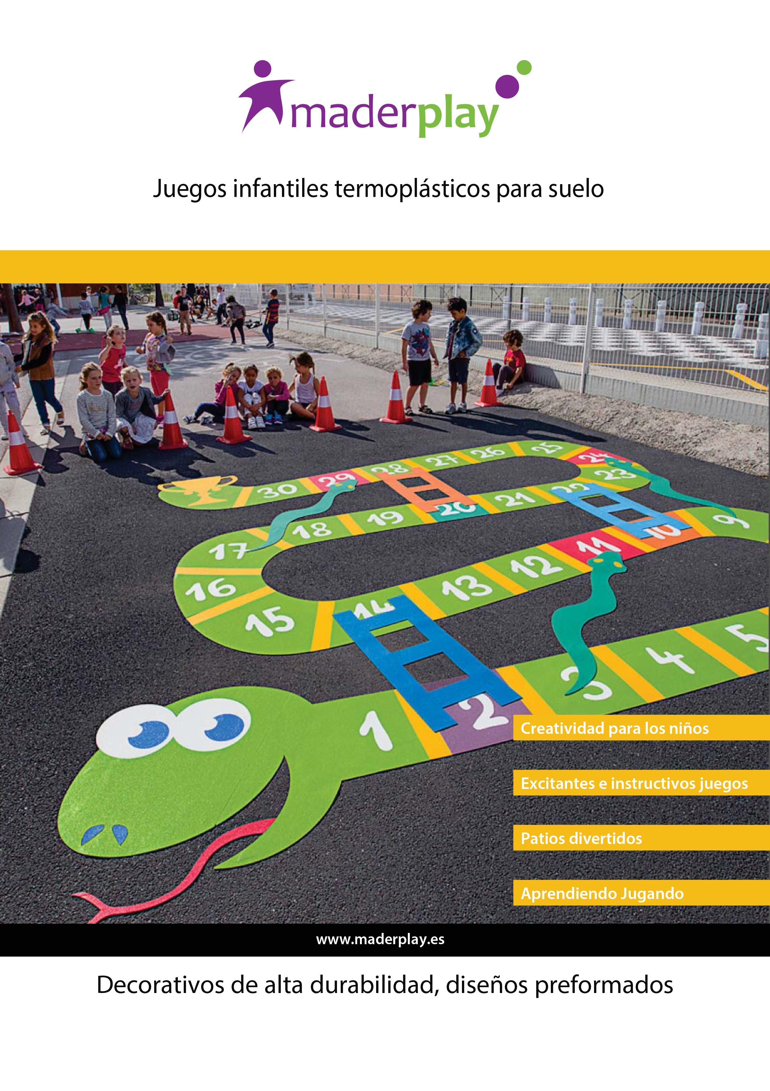 Catálogo Juegos Termoplásticos - Descargas - Maderplay